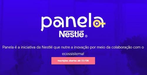 Nestlé lança Panela, plataforma de inovação aberta