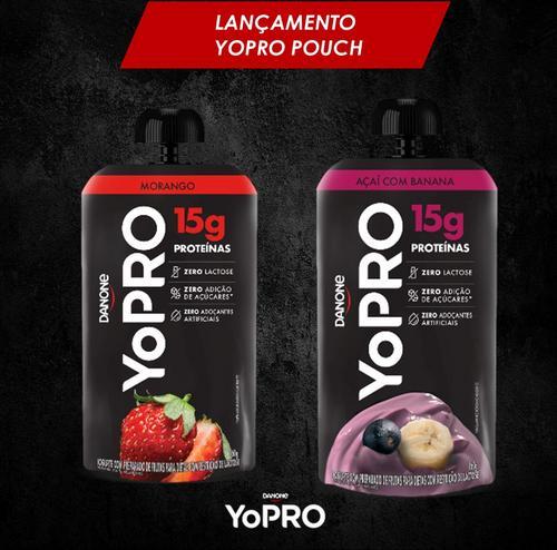 Yopro lança versão Pouch