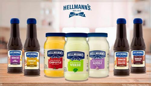 Hellmann's amplia seu portfólio de maioneses e molhos barbecue