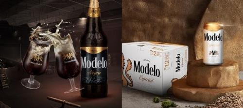 LATAM: Grupo modelo lança novas cervejas no México
