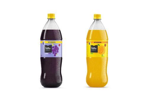 Del Valle lança primeiro suco em embalagem retornável no Brasil