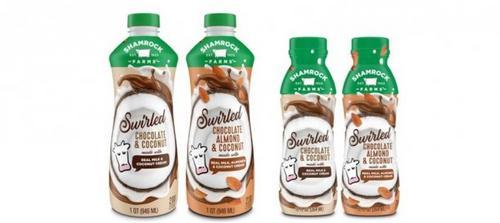 Shamrock Farms apresenta bebida híbrida nos EUA