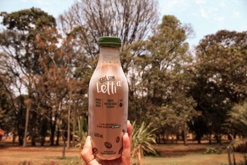 Letti A² lança o primeiro café com leite gelado de fácil digestão do Brasil