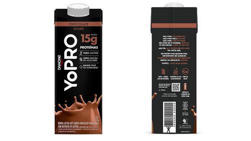YoPro lança versão de 1 Litro