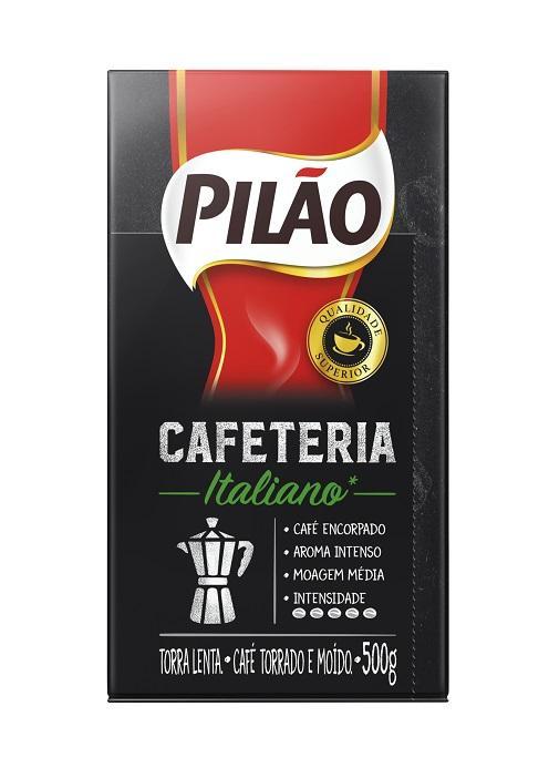 Café Pilão apresenta o novo Cafeteria Italiano