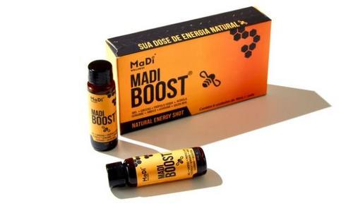 MaDi Wellnes lança shot MaDi Boost