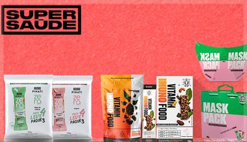Super Saúde Nutri tem lançamentos divididos em 3 pilares
