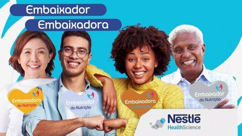 Nestlé lança o programa ''Embaixadores da nutrição''
