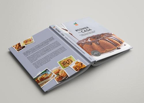 Cyber Cook lança livro interativo que ensina a cozinhar e economizar