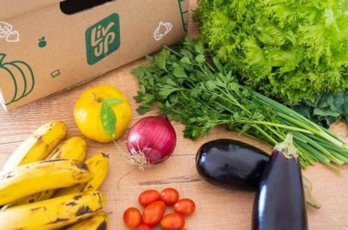 Liv Up lança cesta de produtos que apoia a agricultura familiar